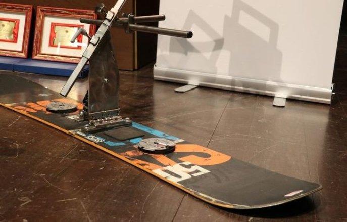 Il progetto di un maestro di sci diventa realtà Foto @AostaSera